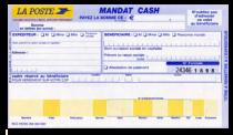 Mandat cash jasace