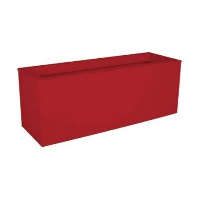 Balconnière Graphit Up 25L Rouge rubis 59X19,5X22,8cm