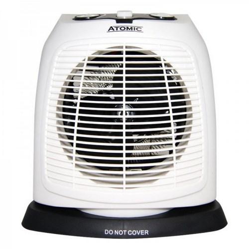 Chauffage soufflant rotatif avec thermostat 2