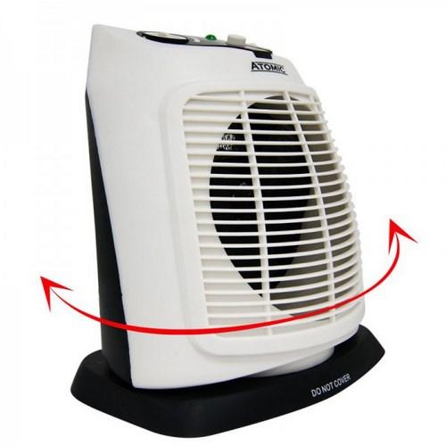 Chauffage soufflant rotatif avec thermostat 3