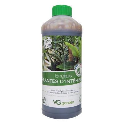 Engrais specifique pour les plantes d interieurs