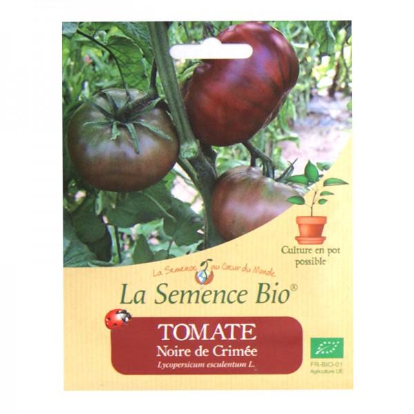 Graines bio de tomate noire de crimee 20gn