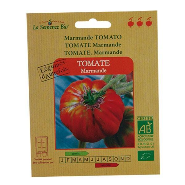 Graines bio tomate marmande