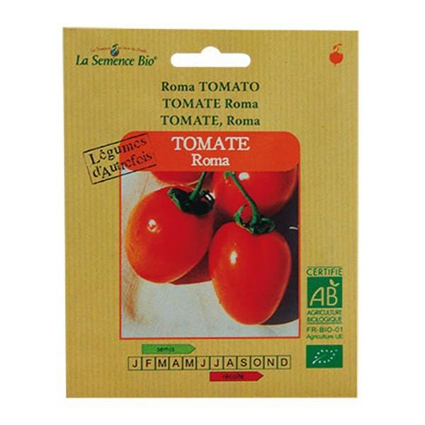 Graines bio tomate roma