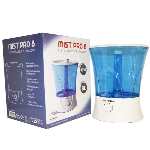 Humidificateur mistpro 8 par ultramist 1