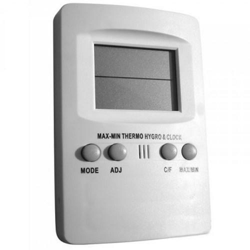 Mini hygrometer thermometer