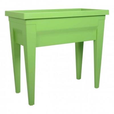 Potager Vegetable City vert matcha 76x38,5x68 57L