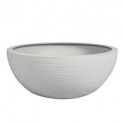 CER Vasque Graphit up 30cm blanc cérusé 5.5L Ø 29,5X H12cm