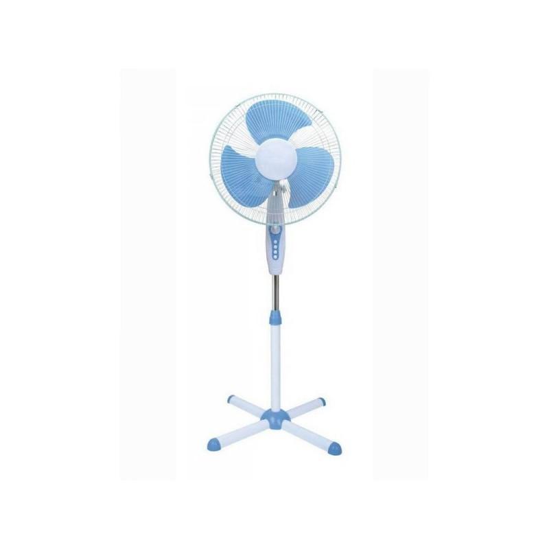 Ventilateur 40cm oscillant sur pied 45w stand fan 16