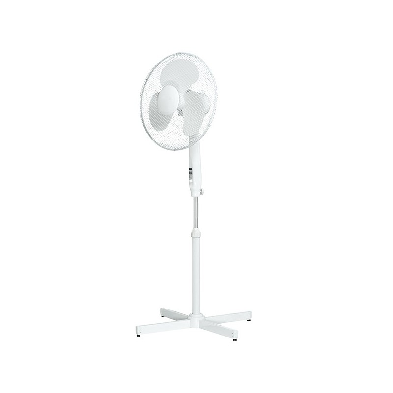 Ventilateur stand fan 125m 50w par advanced star