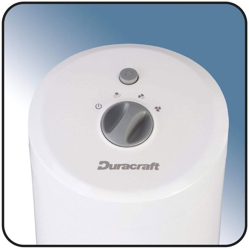 Ventilateur tour duracraft 1