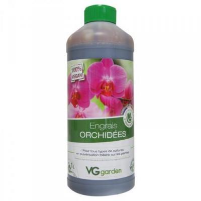 Vg garden engrais orchidees 1l